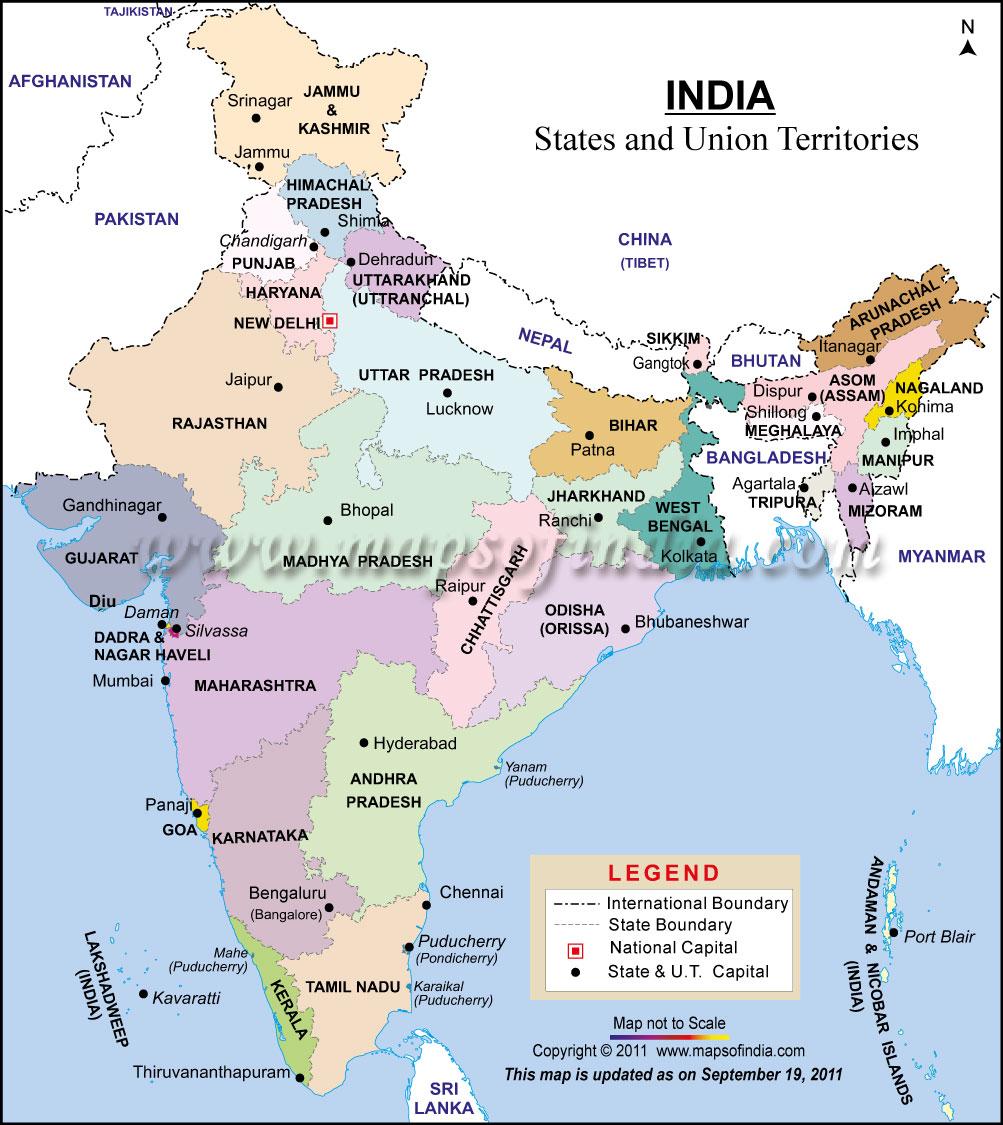 political characteristics of india